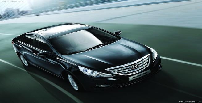 New Hyundai Sonata Leather Upgrade