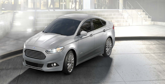 2012 Ford Fusion Leather Interior Upgrade