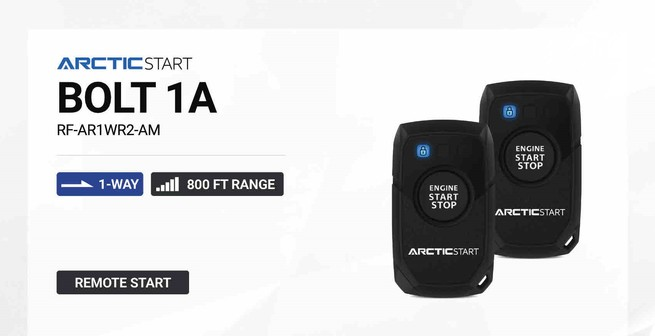 Arctic Start Bolt1A