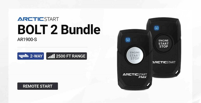 Arctic Start Bolt2 Bundle