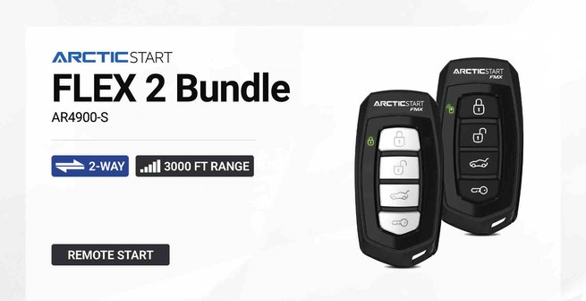 Arctic Start Flex2 Bundle