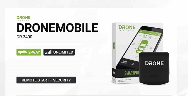 Drone Mobile DR-3400