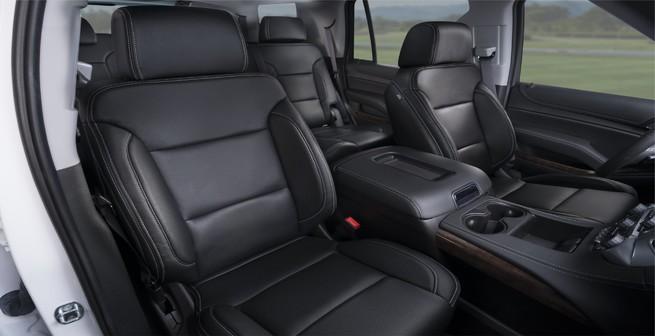 Katkin Leather Interior