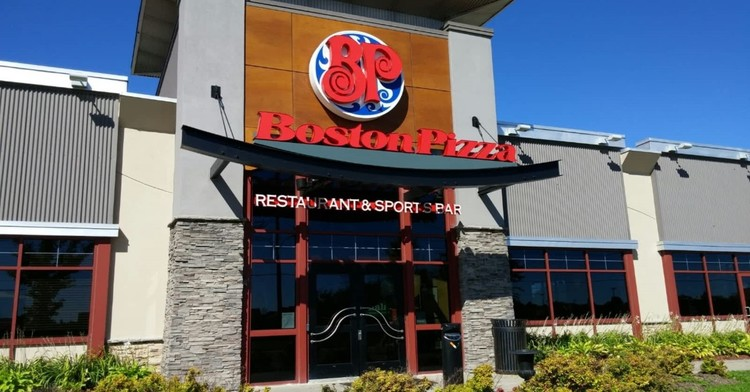 Boston Pizza Restaurant & Sports Bar Franchise Opportunity