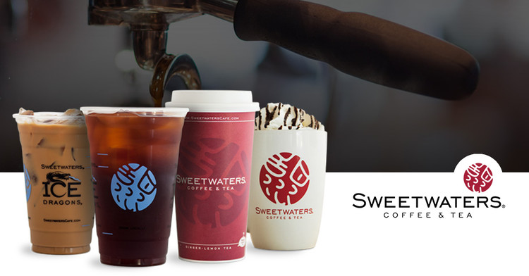 Sweetwaters Coffee & Tea Franchise Opportunity