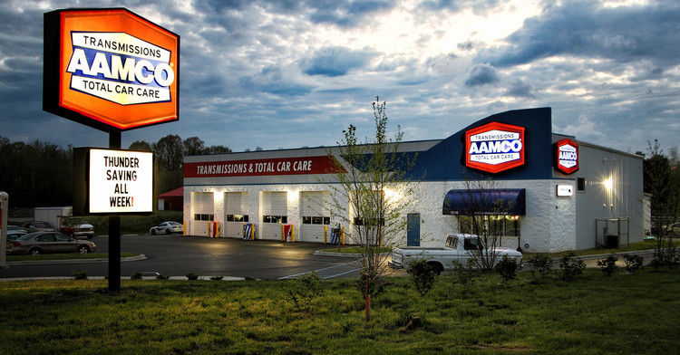 AAMCO Transmissions & Total Care Care Franchise Opportunity