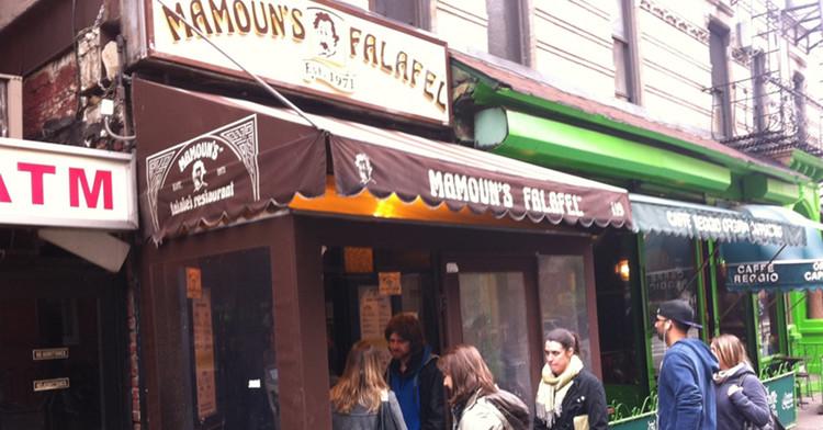 Mamoun's Falafel Franchise Opportunity