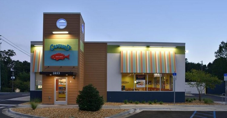 Captain D's Seafood Kitchen Franchise Opportunity