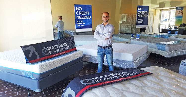 Mattress By Appointment Franchise Opportunity