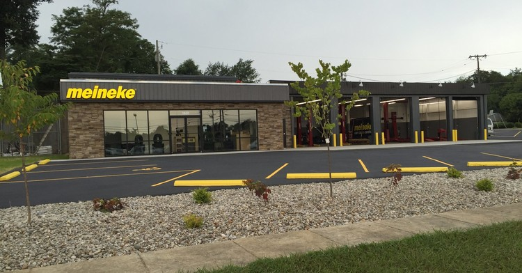 Meineke Car Care Center Franchise Opportunity