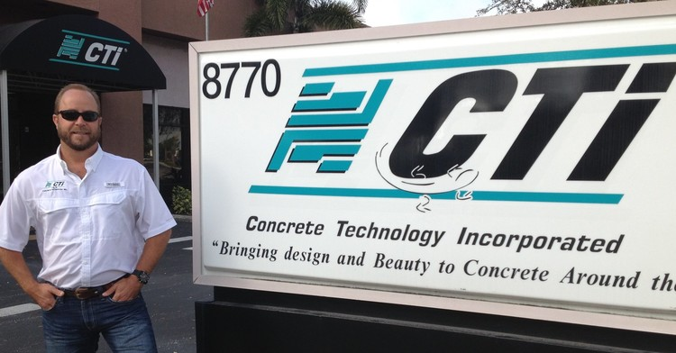 Concrete Technology Inc. Franchise Opportunity