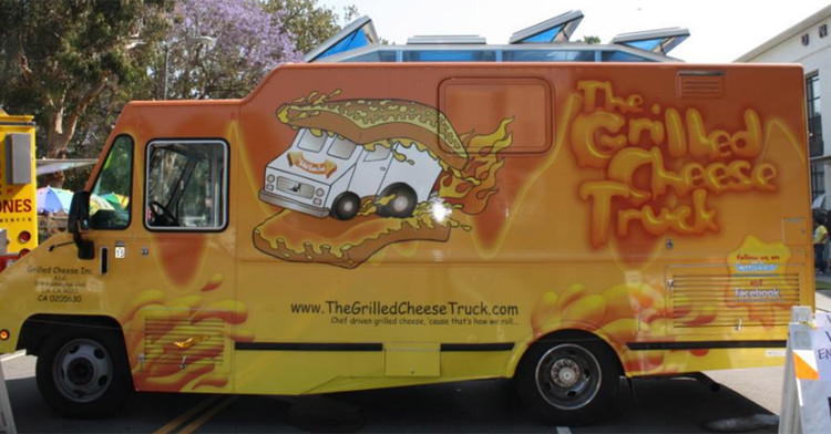 The Original Grilled Cheese Truck Franchise Opportunity