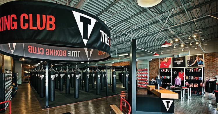 TITLE Boxing Club Franchise Opportunity