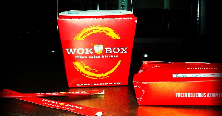 Wok Box Franchise Opportunity