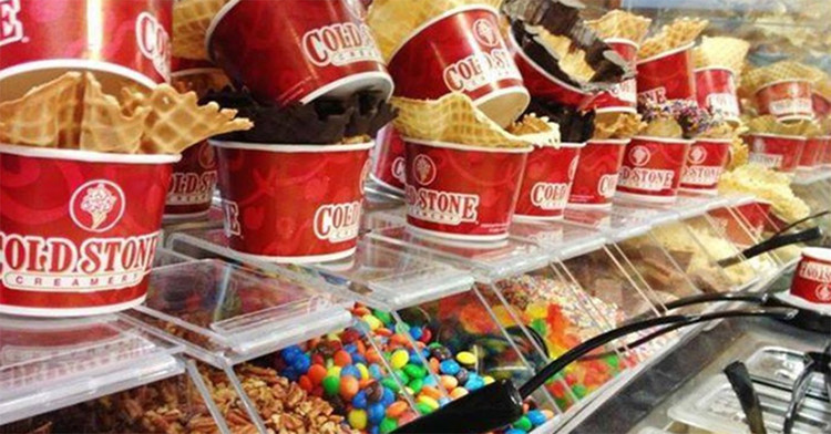 Cold Stone Creamery Franchise Opportunity