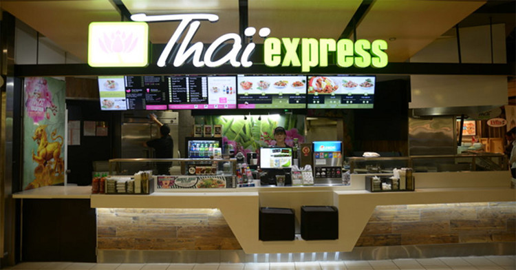 Thai Express Franchise Opportunity