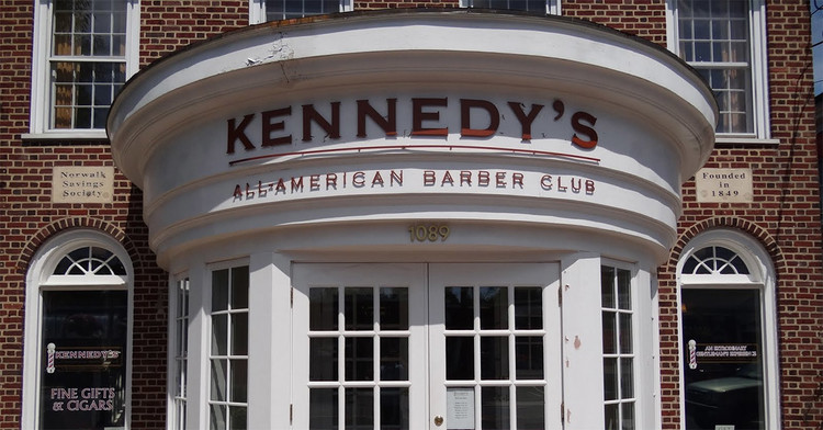 Kennedy's Barber Club Franchise Opportunity