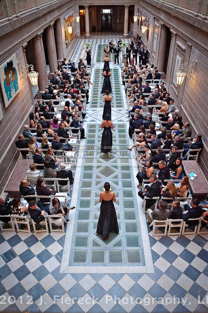 Grand Ceremony At Hartford City Hall