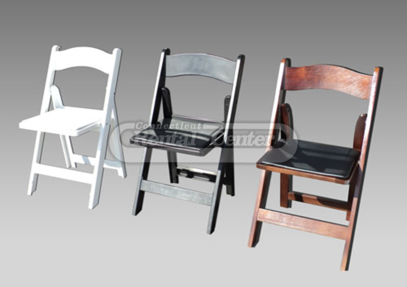 Rent Garden Folding Chairs from CT Rental Center