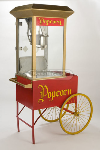 popcorn machine rental ct