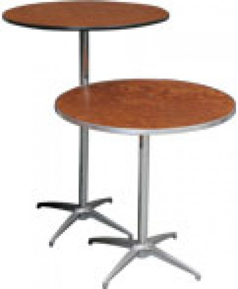 Rent Cocktail And Bistro Tables From CT Rental Center