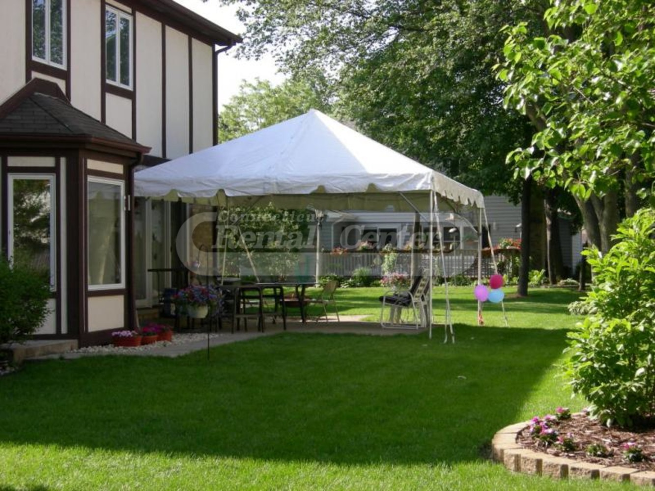 Rent 16 X 16 Frame Tents From Ct Rental Center