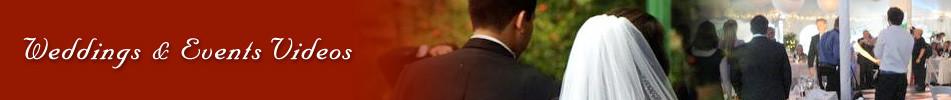 Weddings & Events Videos