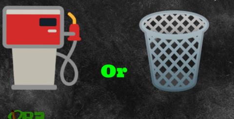 Gas or Trash