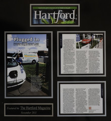 The Hartford Magazine - Plugged in