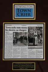 Newington Town Crier - Town seeks state money for electric car chargers