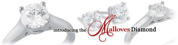 Introducing the Malloves Diamond at Malloves Jewelers in Middletown, CT