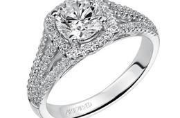 Diamond Rings » ArtCarved Bridal