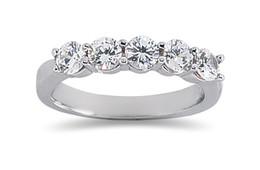 Wedding Bands » Diamond Bands