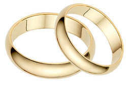 Wedding Bands » Gold & Platinum Bands